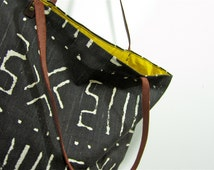 Mud Cloth Tote