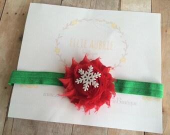 Red bow headband, baby headband, child headband, vintage headband, adult headband