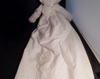 Pillowcase Prairie Doll