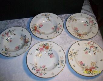 Royal Albert Bone China Garden New Romance bowls