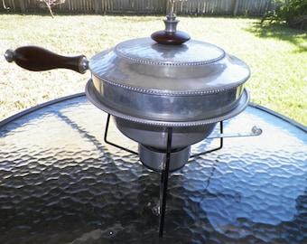 Mid Century Chafing Dish from BW Buenilum