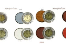 Gilder's Paste: Slate, Black, White, Coral Red, Tulip Red, Rust, Pinotage, Metal Wax, Polish, metal colorants, inks, dye, treatments