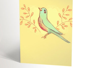 The SPRING card