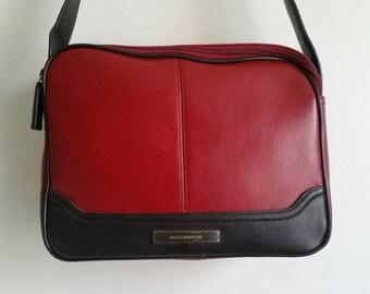 Liz Claiborne Red Crossbody Bag