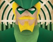 Minimal Heroes: Green Arrow
