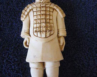 """K's Collection  Asian Oriental Soldier Figurine 6""""  CL14-21"""