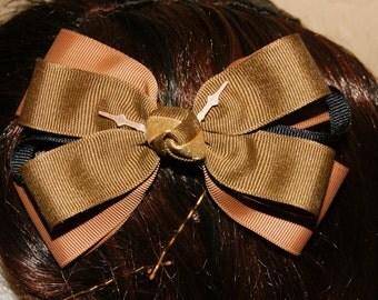 Cogsworth Hair Bow