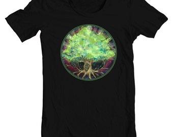 Celtic Life Tree Tee