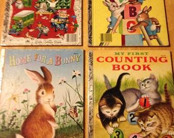 More reissued Little Golden books