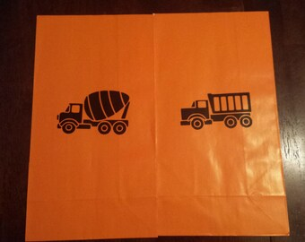 Construction goody bags