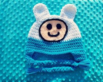Crochet Pattern: Adventure Boy Hat