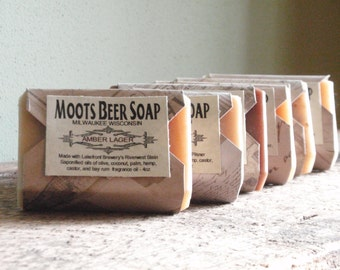 Beer Soap - Six Pack