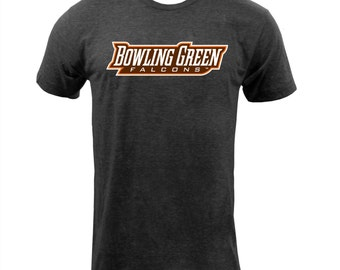 Bowling Green Wordmark - Tri-Black