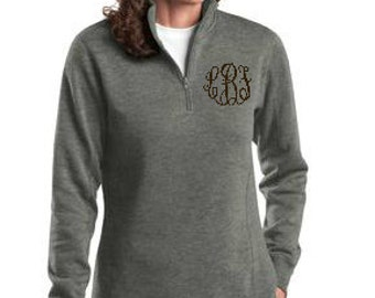 Half Zip Women'S Sweatshirt | Fashion Ql