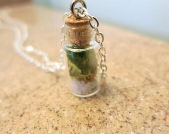 Fairy Terrarium Necklace