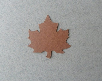 Fall Leaves Cut Outs