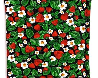 Strawberry Fields - Potholder Set (Set of 2)