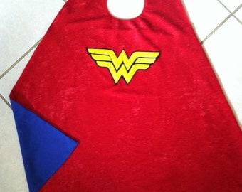 Dress Up Wonder Woman Cape for kids