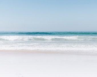 Bondi Beach, Beach photography, coastal decor,waves, ocean,painting, Affordable home decor, travel photography