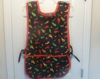 Pepper cobbler apron