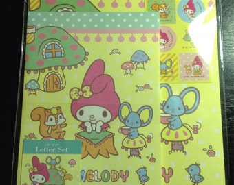 My Melody Kawaii Letter Set *PRICE REDUCED*