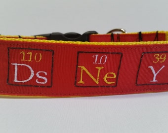Haunted Mansion Inspired Embroidered Dog Collar By Sainttiger