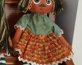 pumpkin doll