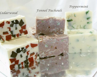 Homemade Loaf Soap Bars