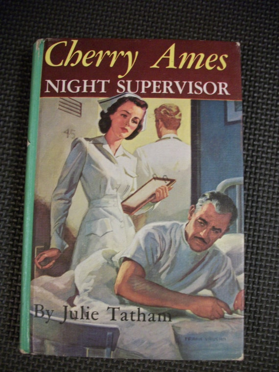 Cherry Ames Night Supervisor #11 (1950)