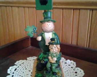 LEPRECHAUN MAILBOX #1 Irish St Patrick's Day decoration gift