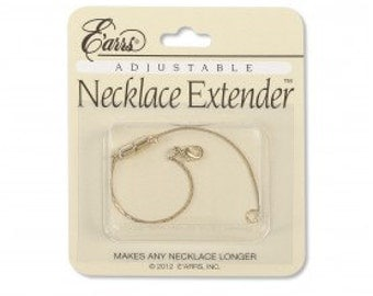 Gold Plated Necklace Extender