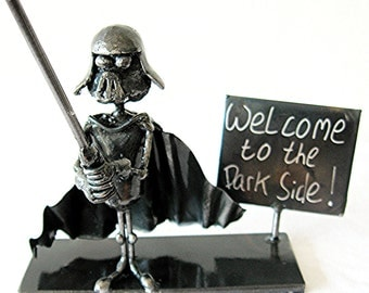 Darth Vader Star wars Mouse Sculpture