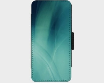 Underwater - Deep Blue Sea 1 Smartphone Flip Case for iPhone Samsung Sony LG Nexus HTC Photography Fine Art abstract blue art turquoise