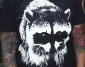 Reflective Raccoon T-shirt