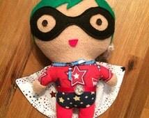 Superhero Doll- Boy