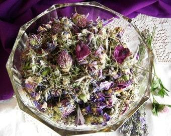 Lavender Dreams Potpourri, Natural Summer Flower Potpourri with Essential Oil Aromatherapy