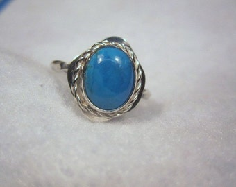Turquoise Ring - Tom Nugent