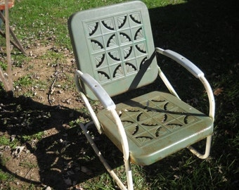 Vintage Buntings Porch Glider Rubber Feet By