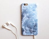 Ocean iPhone 6 case , blue wave , embre blue , sea water , iphone 6 case , iphone 5s case , water iphone cover