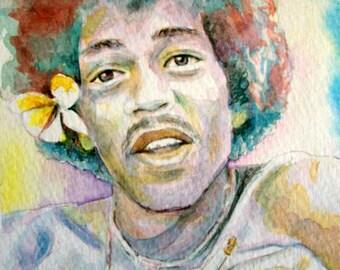 Crosstown Traffic - Jimi Hendrix