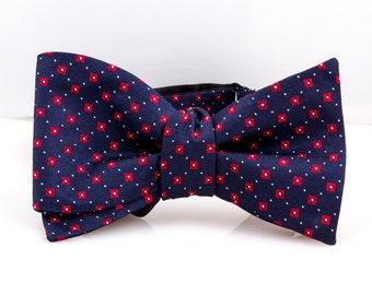 "The ""Newport"" Self Tie Bow Tie"