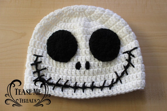 Crochet Jack Skellington : Jackets & Coats Pants Shirts Suits & Sport Coats Sweaters