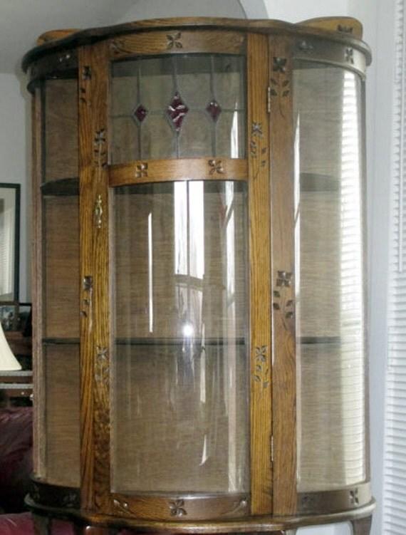 curio cabinet deals on 1001 blocks. Black Bedroom Furniture Sets. Home Design Ideas