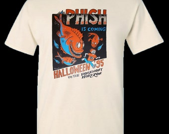 PHISH is Coming > Halloween 1995 > Jim Pollock Design