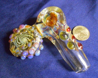 Inside Out Color Spoon Pipe