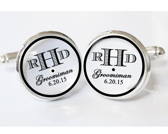 Groomsmen Gifts - Cufflinks
