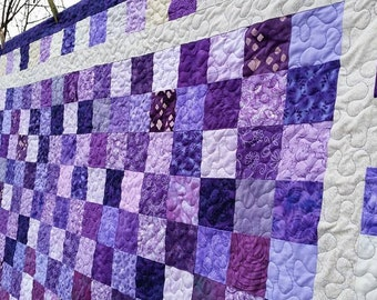 Handmade King Quilt, Patchwork King Quilt, Queen Quilt, King Quilt, Patchwork Quilt, King Bedding, Quilts By Taylor, Made to Order