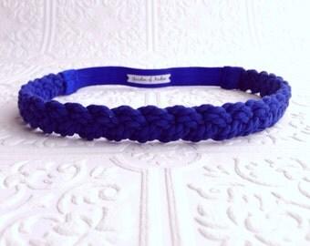 The Blue Twist Crown