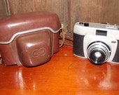 Adox Polo 1 German Film Camera Vintage 1950s