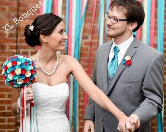 Brides with Bouquets! Brides holding different bouquet sizes.